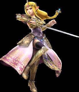 HW Zelda Polished Rapier.png