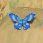 BotW Hyrule Compendium Winterwing Butterfly.png