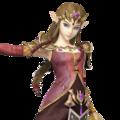 SSB4 Zelda Alternative Costume 1.png