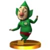 SSB3DS Tingle Trophy Model.png