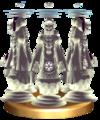 SSBB Sages Trophy Model.png