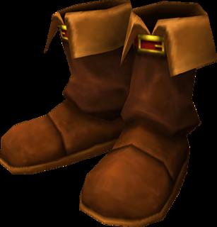 OoT3D Kokiri Boots Render.png