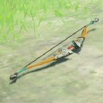 BotW Hyrule Compendium Traveler's Bow.png
