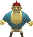 TWW Dampa the Sailor Figurine Model.png