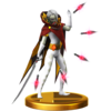 SSBfWU Ghirahim Trophy Model.png