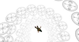 Warping - Zelda Wiki
