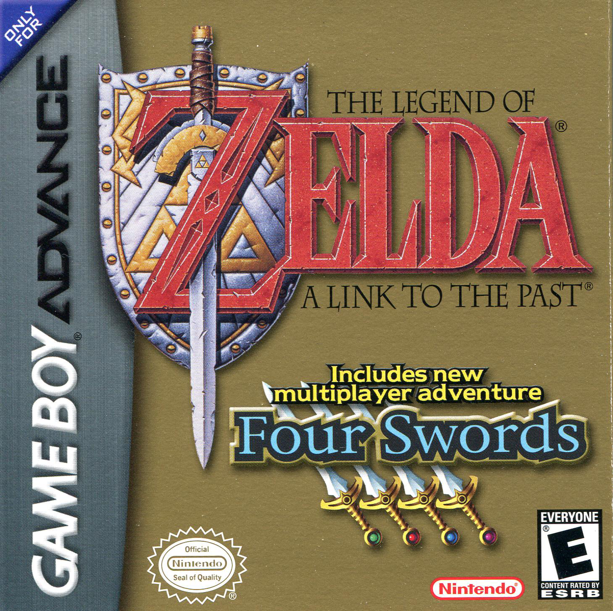 The Legend of Zelda: A Link to the Past & Four Swords - Zelda Wiki