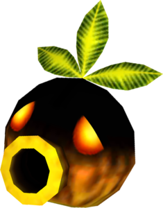 MM3D Deku Mask Artwork.png