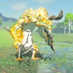 BotW Hyrule Compendium Golden Lizalfos.jpg