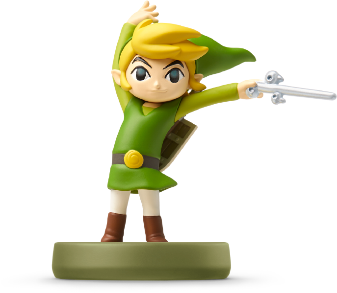 File:TLoZ 30th Series Toon Link amiibo.png