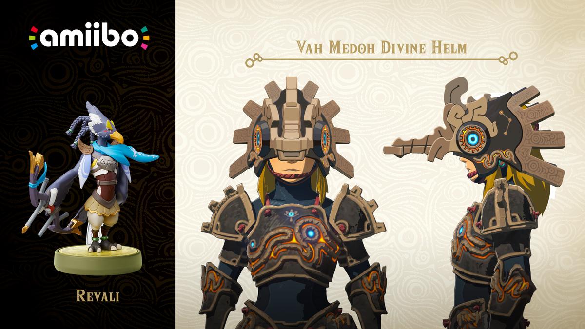 Vah Medoh Divine Helm - Zelda Wiki