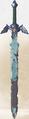 BotW Master Sword Damaged Artwork.png