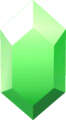 ALBW Green Rupee Model.png