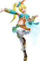 HWL Lana Master Wind Waker Standard Outfit Costume Artwork.png