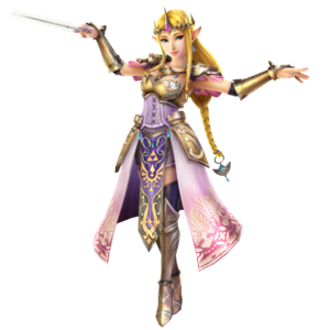 Hyrule Warriors - Zelda Tact Artwork.png