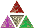 The Legend of Zelda Triforce Pin Set 2.png