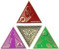 The Legend of Zelda Triforce Pin Set 2.png