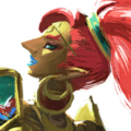 Nintendo Switch Urbosa Icon.png
