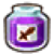 Purple Potion sprite from A Link Between Worlds