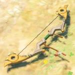 BotW Hyrule Compendium Falcon Bow.png