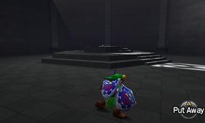 Glitches in Ocarina of Time 3D - Zelda Wiki