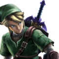 SSBB Link Poster.png