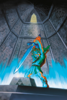 OoT Pedestal of Time Artwork.png