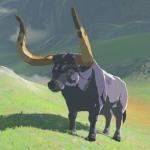 BotW Hyrule Compendium Water Buffalo.png