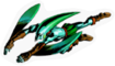 SSBB Zora Link Sticker Icon.png