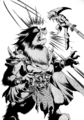 ALttP Link Striking Ganon (Himekawa Manga).png