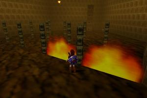 Fire Temple (Ocarina of Time) - Zelda Wiki