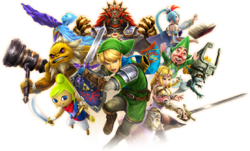 Hyrule Warriors Legends Artwork.png