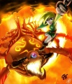 Zelda WW In the Bowels of Hell by wynahiros.jpg