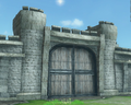 HWDE Abandoned Fort Gate Closed.png