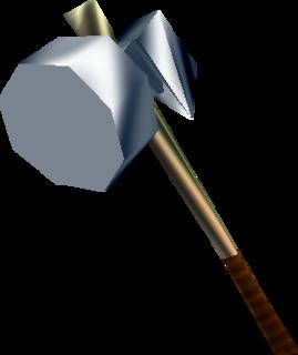 OoT Megaton Hammer Model.png
