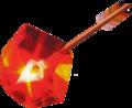 OoT Fire Arrow Render.png