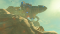 BotW Divine Beast Vah Rudania Stationed.png