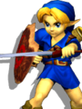 SSBM Young Link Alternative Costume 2.png