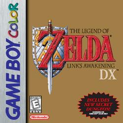 The Legend Of Zelda Link S Awakening Dx Zelda Wiki