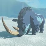 BotW Hyrule Compendium Great-Horned Rhinoceros.png