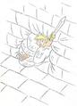 TLoZ Wall Master Grabbing Link Artwork.png