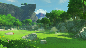 BotW Forest of Spirits Daytime.png
