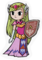 SSBB Young Zelda Sticker Icon.png