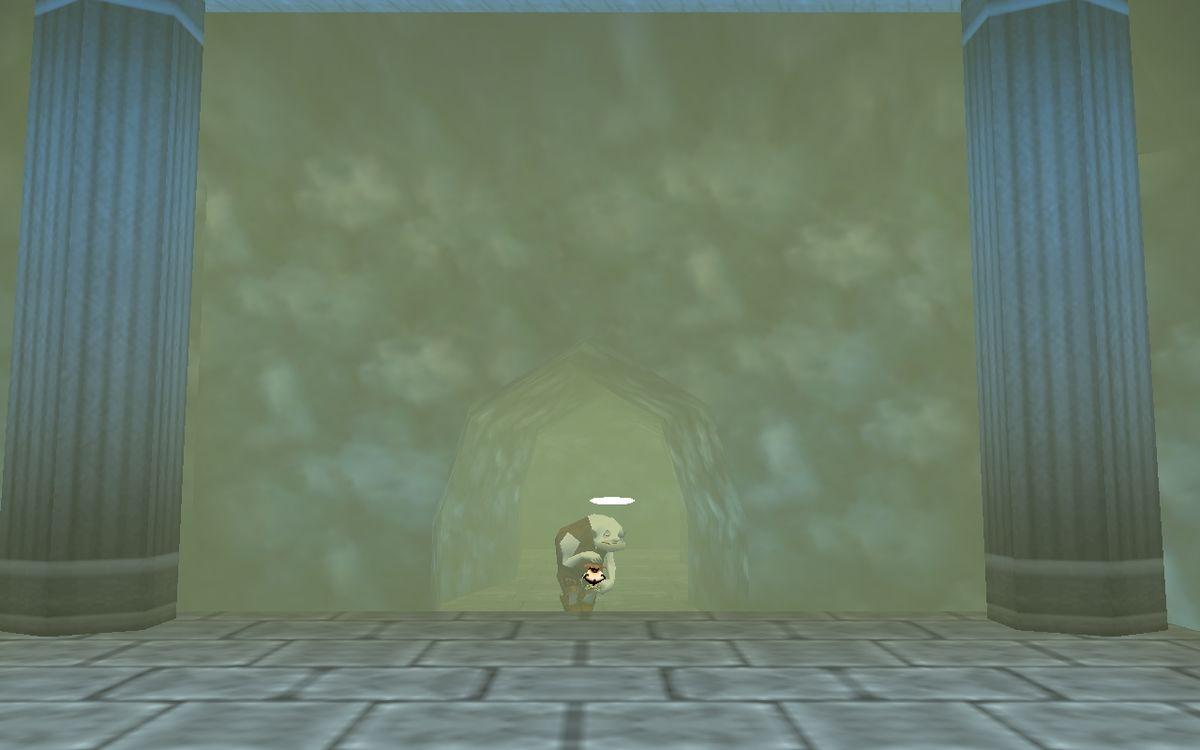 Dampé's Grave - Zelda Wiki