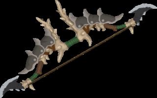 BotW Steel Lizal Bow Model.png