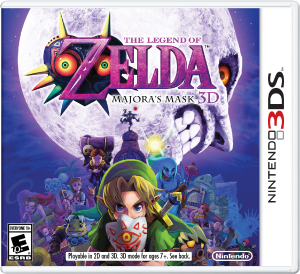 The Legend of Zelda: Majora's Mask 3D - Zelda Wiki