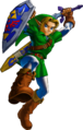 OoT Link Attacking Artwork.png