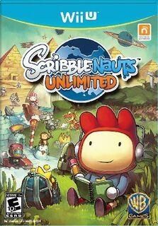 Scribblenauts Unlimited cover.jpg