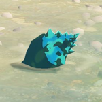 BotW Hyrule Compendium Hearty Blueshell Snail.png