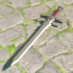 BotW Hyrule Compendium Knight's Broadsword.png